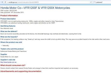 recall-honda-VFR1200F-australia-pertamax7.com-