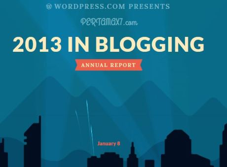 Review Blog Pertamax7.com di 2013, Semakin Eksis 01 Pertamax7.com