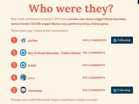 Review Blog Pertamax7.com di 2013, Semakin Eksis 07 Pertamax7.com