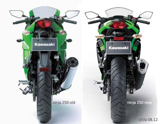 Kawasaki Ninja 250fi Standar Pabrik Kena Tilang Di