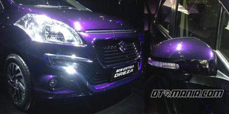 Suzuki ERTIGA varian Tertinggi Meluncur berlabel DREZA, pakai Rem ABS dan EBD 02 Pertamax7.com