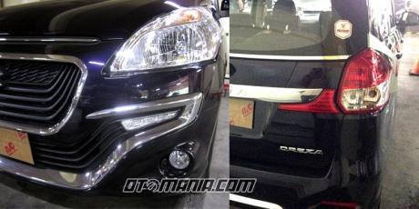 Suzuki ERTIGA varian Tertinggi Meluncur berlabel DREZA, pakai Rem ABS dan EBD 03 Pertamax7.com