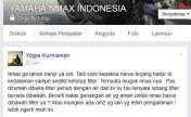 Terjang Banjir Tinggi, Stang Piston Yamaha Nmax Melengkung Kena Water Hammer 01 Pertamax7.com