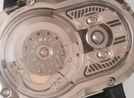 Uniknya Jam Tangan Azimuth SP-1 Crazy Rider Watch Pakai rantai Buat Penunjuk Waktu, Petrolhead Demen nih 01 Pertamax7.com