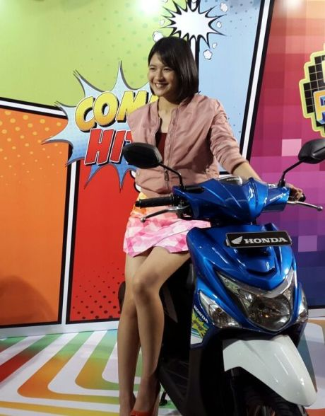 viny jkt48 All New BeAT eSP Comic Hits