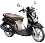 Yamaha New-Fino-125-Blue-Core-Premium-Black-Espresso-(Hitam) Pertamax7.com