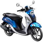 Yamaha New-Fino-125-Blue-Core-Sporty-Esprit-Bleu-(Biru) Pertamax7.com