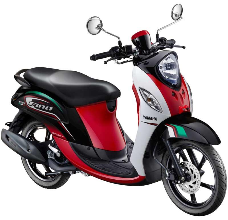 Yamaha New-Fino-125-Blue-Core-Sporty-Sportif-Noir(Hitam) Pertamax7.com