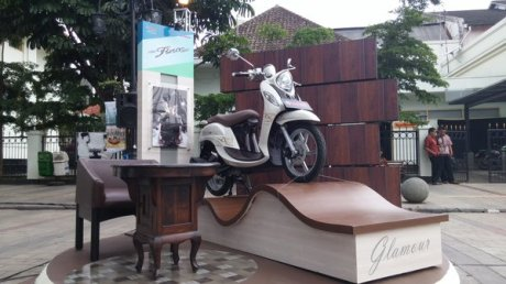 Yamaha New Fino White Capuccino Pertamax7.com