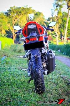 All New Honda CBR150R 2016 Warna Merah Racing Red 12 Pertamax7.com