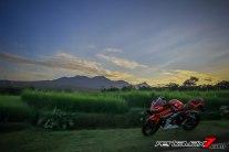 All New Honda CBR150R 2016 Warna Merah Racing Red 16 Pertamax7.com