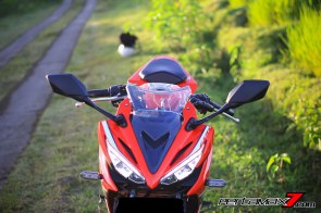 All New Honda CBR150R 2016 Warna Merah Racing Red 2 Pertamax7.com