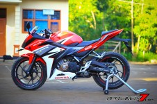 All New Honda CBR150R 2016 Warna Merah Racing Red 31 Pertamax7.com