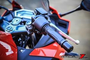 All New Honda CBR150R 2016 Warna Merah Racing Red 33 Pertamax7.com