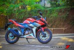 All New Honda CBR150R 2016 Warna Merah Racing Red 37 Pertamax7.com