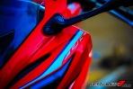 All New Honda CBR150R 2016 Warna Merah Racing Red 39 Pertamax7.com