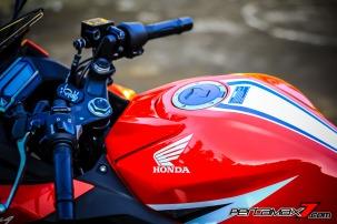 All New Honda CBR150R 2016 Warna Merah Racing Red 41 Pertamax7.com