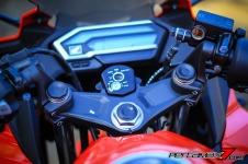 All New Honda CBR150R 2016 Warna Merah Racing Red 42 Pertamax7.com