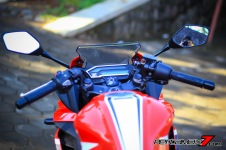All New Honda CBR150R 2016 Warna Merah Racing Red 43 Pertamax7.com