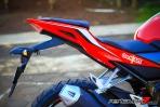 All New Honda CBR150R 2016 Warna Merah Racing Red 45 Pertamax7.com