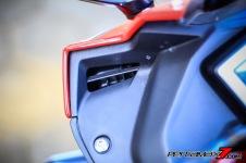 All New Honda CBR150R 2016 Warna Merah Racing Red 54 Pertamax7.com
