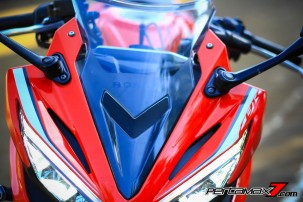 All New Honda CBR150R 2016 Warna Merah Racing Red 55 Pertamax7.com