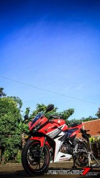 All New Honda CBR150R 2016 Warna Merah Racing Red 64 Pertamax7.com