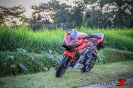 All New Honda CBR150R 2016 Warna Merah Racing Red 68 Pertamax7.com
