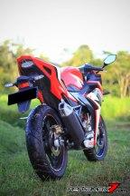 All New Honda CBR150R 2016 Warna Merah Racing Red 80 Pertamax7.com