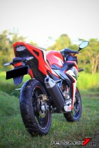All New Honda CBR150R 2016 Warna Merah Racing Red 80 Pertamax7.com
