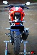 All New Honda CBR150R 2016 Warna Merah Racing Red 84 Pertamax7.com
