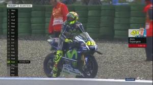 rossi crash motogp assen 2016
