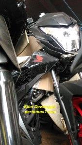 Facelift Honda Sonic 150R Striping Baru 2016 rian dewanda