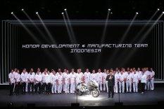 Launching All New Honda CBR250RR di Indonesia 4 Pertamax7.com