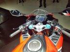 pandangan kokpit stang dan speedometer All New Honda CBR250RR Merah Pertamax7.com