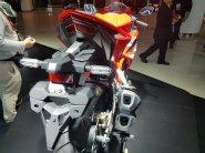 Spakbor belakang dan LED sein All New Honda CBR250RR Merah Pertamax7.com